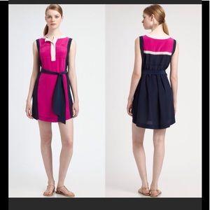 Tory Burch Silk Shirt Dress